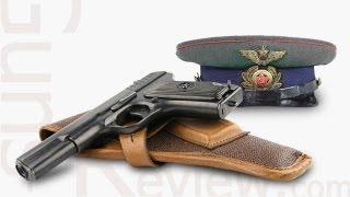 Пневматический ТТ СОБР (модифицированный). Обзор пистолета ТТП