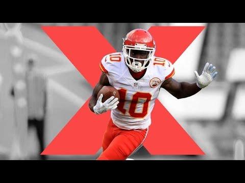 Tyreek Hill || X || Ultimate Kansas City Chiefs || Rookie Season Highlights ||