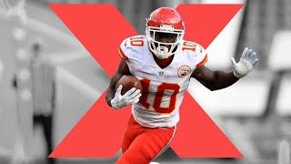 tyreek hill x ultimate kansas city chiefs rookie season highlights