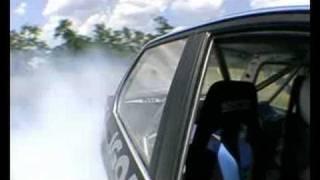 TWINS BMW E30 V8 DRIFT!