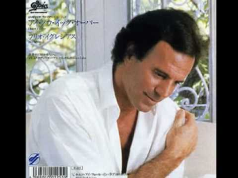 Julio Iglesias Crazy ( english version )