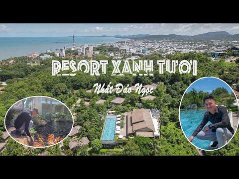 Lahana Resort Phú Quốc - Resort Xanh tươi view trên cao cực đỉnh: Lang Thang Phú Quốc