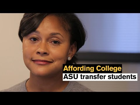 Affording College as a Transfer Student: What ASU students say about paying for college