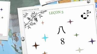 Cours de chinois débutants leçon #3 Les nombres 1-12