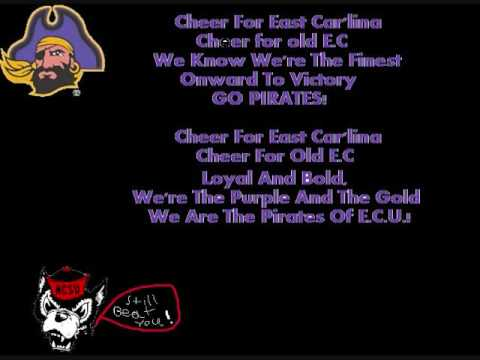 ECU Fight Song