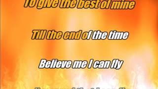 Proud Of You Karaoke (no melody)