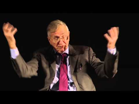 The Logan Symposium - Dec 5th - Seymour Hersh and Laura Flanders