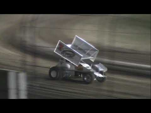 THROWBACK THURSDAY, Grays Harbor Raceway, August 29, 2009, Non-Wing Practice/JJ Hickle 410