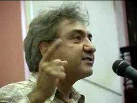 Stop the War AGM: Don't attack Iran - Abbas Edalat