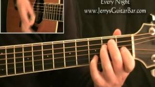 How To Play Paul McCartney Every Night Introduction