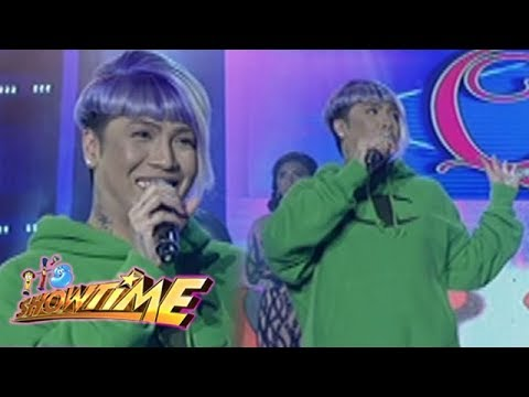 It's Showtime Miss Q & A: Vice Ganda have a different trip in life