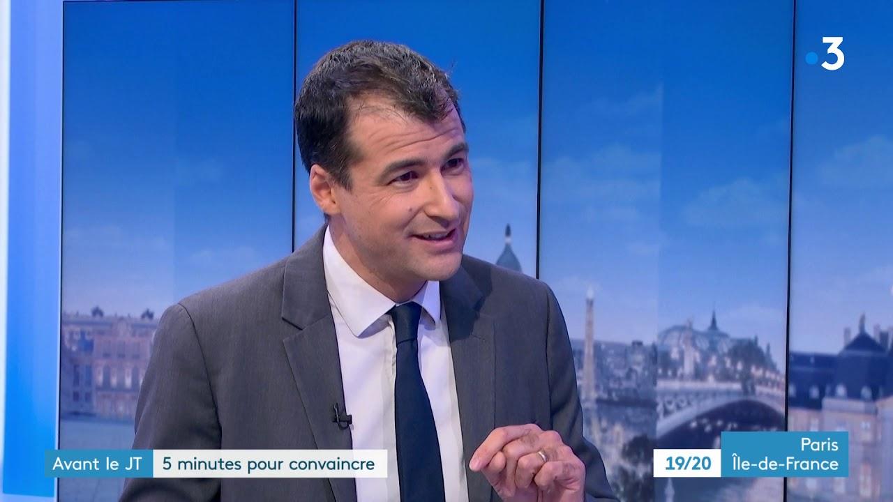 Avec David Belliard Candidat Eelv A La Mairie De Paris Youtube