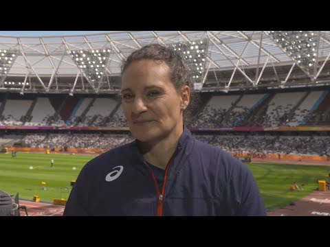 WCH 2017 London – Melina Robert-Michon FRA Discus Throw Group B