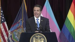 Governor Cuomo Signs Legislation Protecting LGBTQ Rights