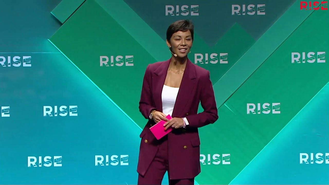 Keynotes Pandaconf + Creatiff stage at RISE 2019