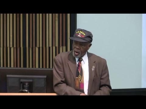 KCU guest speaker Dr. William Anderson, DO