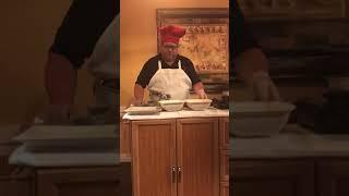 Chicken parmigiana part 1