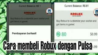 Roblox   Wie kaufen Robux Pake Pulsa (Deutsch) LESEN Sie die BESCHREIBUNG