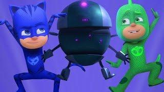 Pijamaskeliler Türkçe  ⭐ Robot!  ⭐ Klip Derlemesi | çizgi filmleri