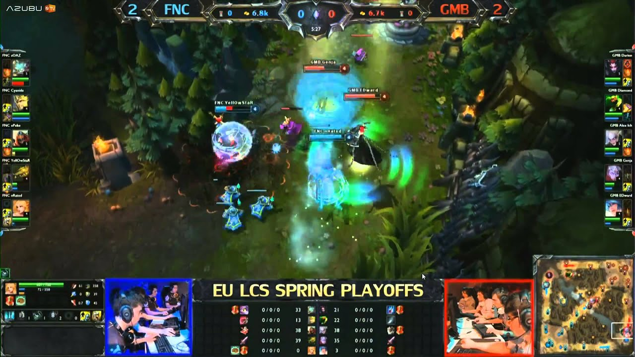 europe lcs