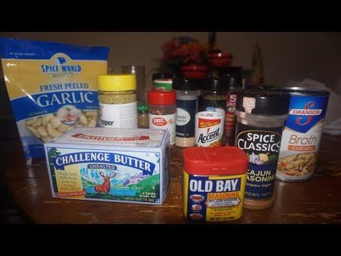 HOW TO MAKE GARLIC BUTTER SEAFOOD SAUCE | JUICY CRAB SEASONING