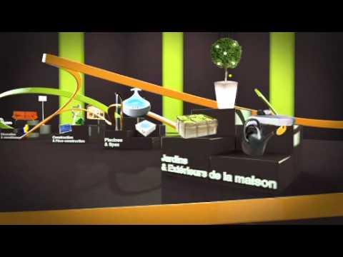 Salon habitatSUD 2011 au Parc des Expositions de Montpellier
