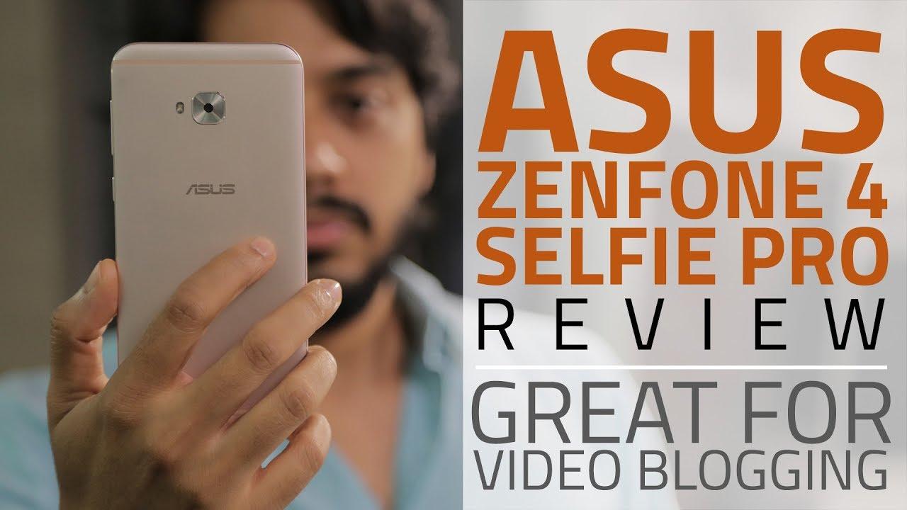 Asus ZenFone 4 Selfie Pro Review   Camera, Specs, Verdict, and More