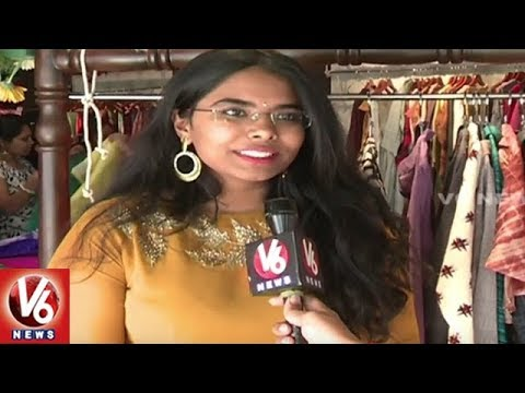 Special Report On New Boutiques And Designer Wear Attracting Young Women In Hyderabad | V6 News