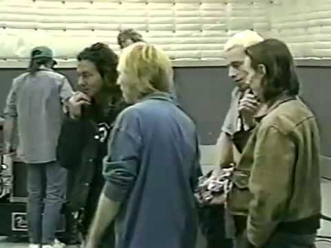 George Harrison-Rehearsals For Bob Dylan's 30th Anniversary Concert '92