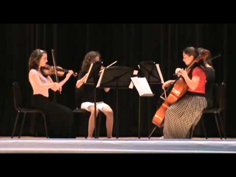 Foster Camp 2014 Chamber Recital
