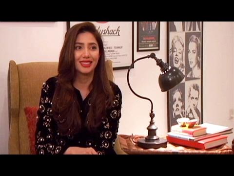 Mahira Khan On Life, The Universe And SRK