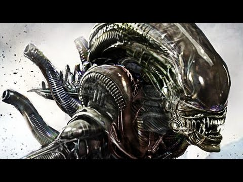 Mortal Kombat XL - ALIEN - Fatalities & X-Rays Gameplay (MKXL)