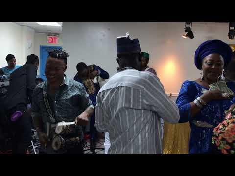 Nigeria Talking Drum Beat