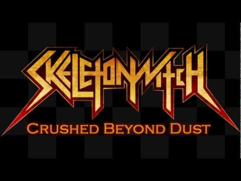 Skeletonwitch - Crushed Beyond Dust [Lyrics On Screen]