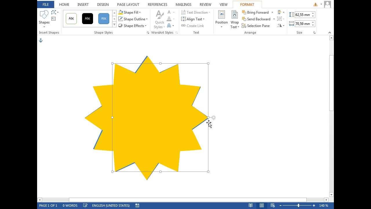 microsoft word how to make default programme