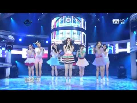 [110623] A Pink - It Girl (live@ M! Countdown)