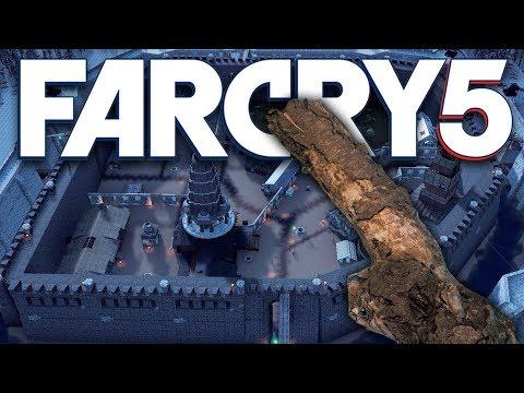 TAKING DOWN WINTERFELL (Far Cry 5) thumbnail