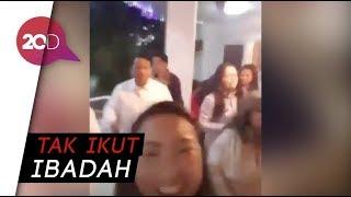 Penjelasan Timses Soal Prabowo Joget di Acara Natal Keluarga