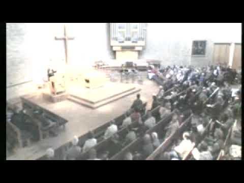 2008 Church in Public Life Lecture - Rev. Dr. Mark Hanson