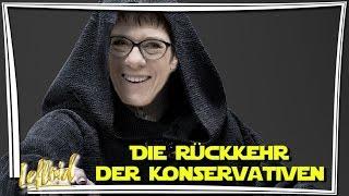 Die Merkel-Erbin - Was bedeutet AKK für Deutschland?
