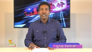 ESAT News In Depth A war of Words the Old Vs the New Political Forces December 17,2018