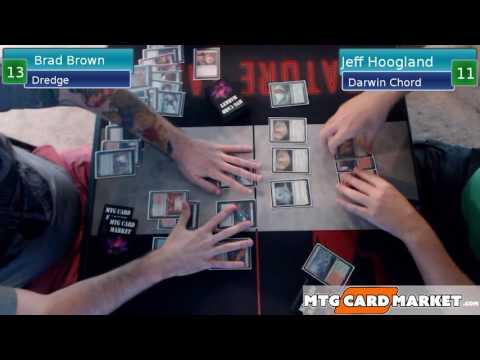 Dredge VS Darwin Chord August 17th, 2016