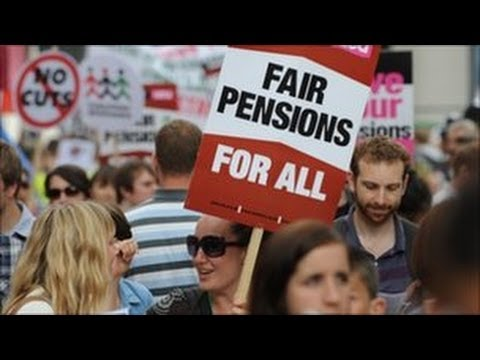The Conservative Make-over for Teacher's Pensions