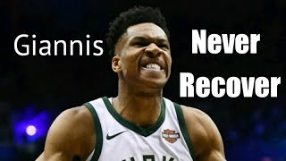 """Giannis Antetokounmpo - """"Never Recover - Lil Baby and Gunna Ft. Drake"""" Mix"""