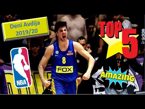 Deni Avdija 2019/20 Mid-Season Highlights ● Projected Top 5 Pick 2020 NBA Draft ● Future Of The NBA