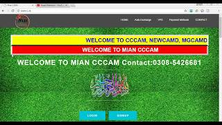 4k4g cccam cline panel admin panel full info in urdu hindi