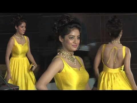 Hot Deepika Singh in Yellow Gown at Divyanka & Vivek's Reception thumbnail