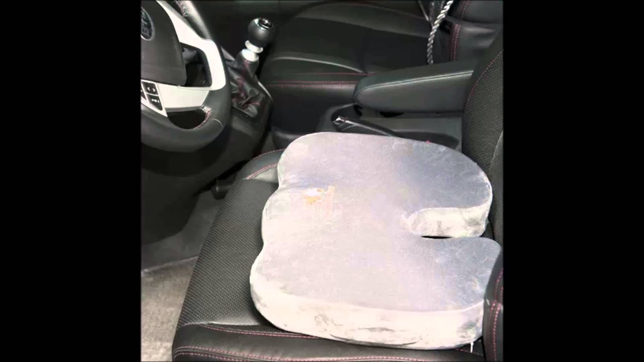 Memory Foam Seat Cushion For Cars
