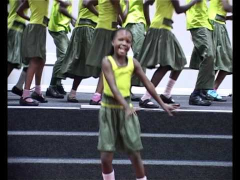 Amenitendeya - Mwamba Rock Choir (2009)
