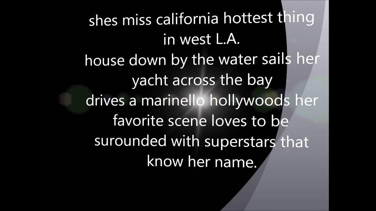 dante thomas miss california mp3 download